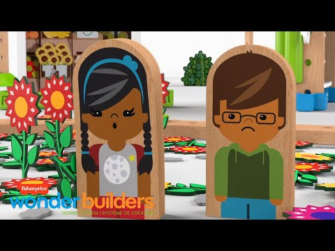 Wonder Makers™ - Gardening Song | Cartoons For Kids | Fisher-Price | Learning For Kids