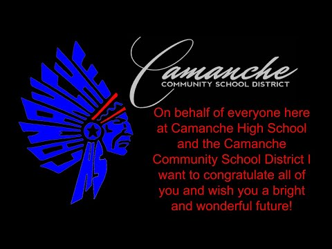 Camanche High School Decision Day Video