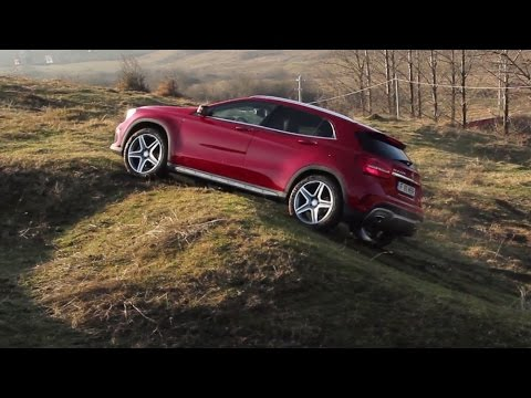 mercedes benz gla 220 cdi 4matic off road test english. Black Bedroom Furniture Sets. Home Design Ideas