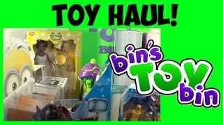 Road Trip Toy Haul! Minions, Disney Princesses, Zelfs + More! by Bin