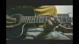 Guitar Lesson -Blue Night (MLTR) .