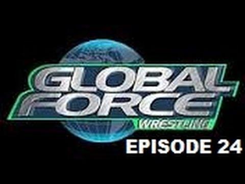 WWE 2K15 Episode 24 Global Force Wrestling Tuesday Night Global Impact
