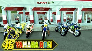 Mod Pack Yamaha Rosi No import | ALL GPU | GTA Ori