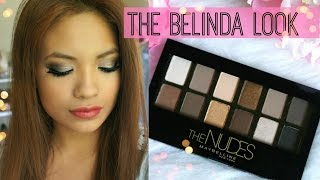 New Maybelline Nudes Palette The \