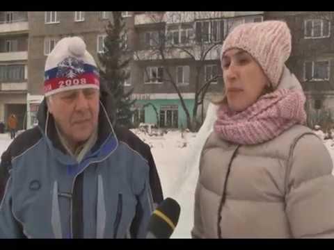 Вандалы разрушили зимний городок в Кушве