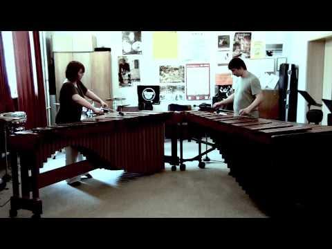 Hob-beats Percussion Duo, N.J.Zivkovic - Ultimatum 2
