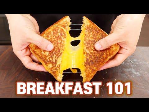 5 Quick & Easy Breakfast Recipes!