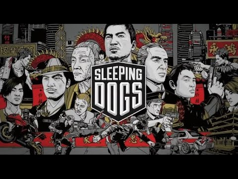 Sleeping Dogs - How to Escape from the Cops in Style