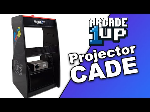 Arcade1up releases the projector cade! from Console Kits