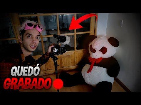 ESTE OSO DE PELUCHE TIENE UN DEMONIO ADENTRO!! - Yolo Aventuras