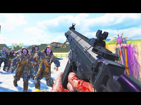 We Beat The Minecraft One Window Challenge! (Call of Duty Black Ops 3 Zombies)