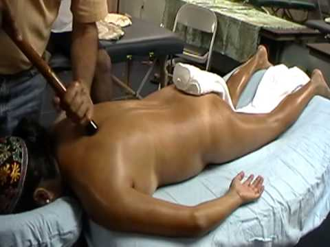 Massage movie tube