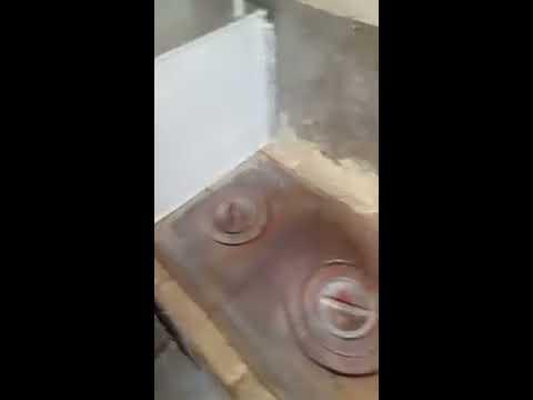 Какая лучше плита чугунная или стальная .Правильные запилы чтобы не лопалась плита
