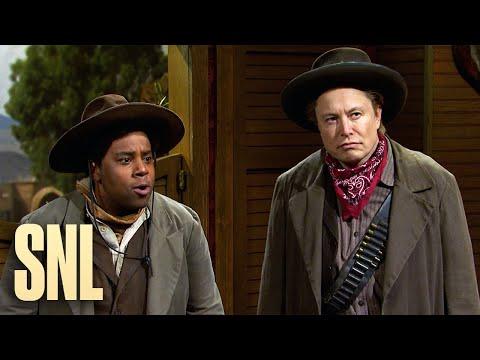 Cowboy Standoff - SNL