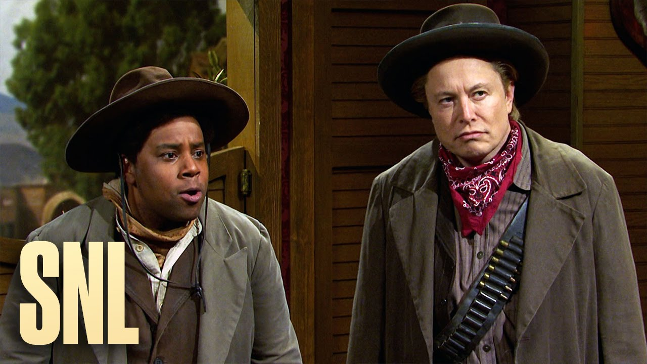 Download Cowboy Standoff - SNL