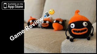 CHUCHEL - Iphone-Ipad - Game Review ( Amanita Design Games )