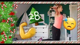 VLOGMAS 28: Pierwszy trening po porodzie