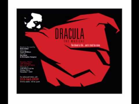 Dracula, the Musical on Broadway: Fresh Blood