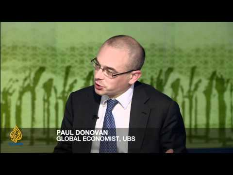 Counting the Cost - Interview Paul Donovan
