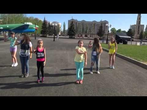 Наш школьный клип: Санта Лючия✌️