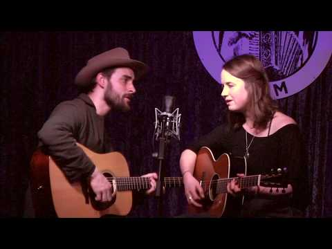"Courtney Hartman and Robert Ellis ""There'll Never Be Another You"" 3/4/18 Northampton, MA"