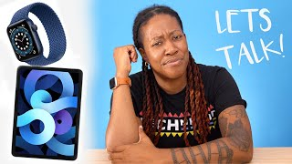 New Apple Watch and iPad 2020 - What You Need To Know!
