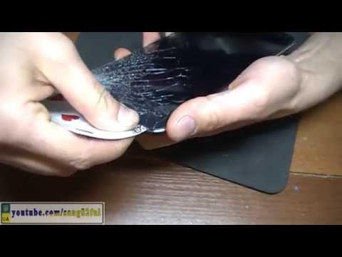 Samsung Galaxy Mega 6.3 I9200 разборка и замена сенсора