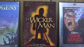 The Wicker Man (1973) Monster Madness X movie review #1