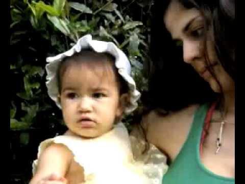 La Oración de una Madre  (Spanish version of A Mother's Prayer)  Rachel Aldous