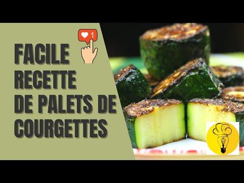 recette-🍽-palets-de-courgettes-grillées- -cuisine-en-pratique