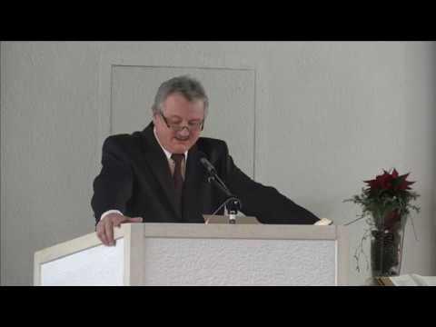 Ach, daß du den Himmel zerrissest  Pastor Jakob Tscharntke