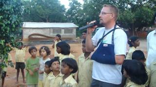 New Life Children's Home, Tuni, India - Playground Equipment Dedication
