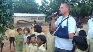 New Life Children's Home, Tuni, India - Playground Equipment Dedication