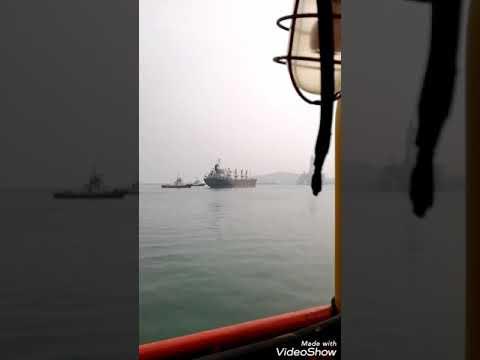 Bulk carrier kemaman port