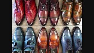 classy and chic classic shoes for men
