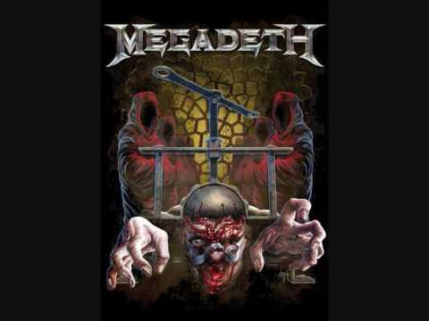 Megadeth - Head Crusher  [High Quality]