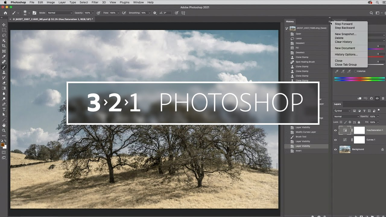 Seven ways to get the most out of the History panel in Photoshop