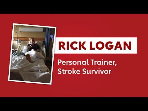 Rick Logan: Stroke Survivor