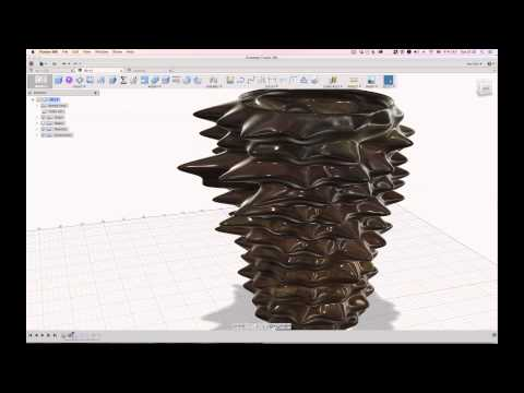 Live Classroom - Organic Modeling with T Splines