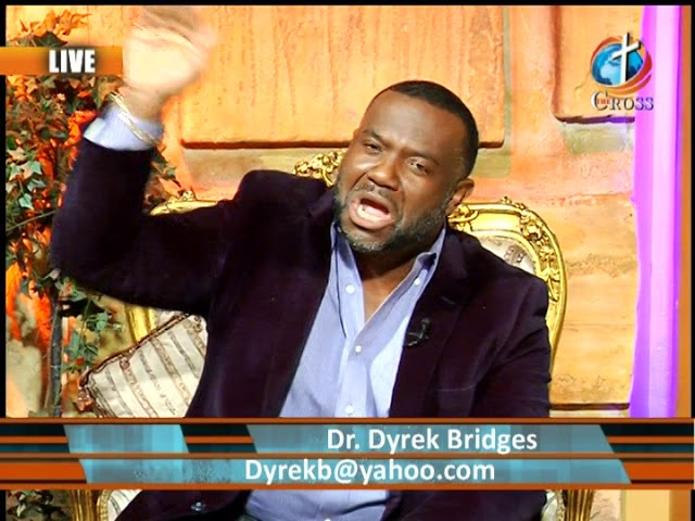 Deeper Dimension Broadcast  Pastor Dyrek Bridges 06-12-2018