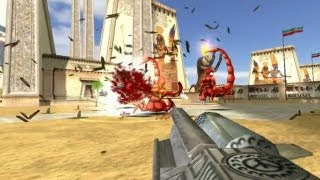 Serious Sam Public Test 1 (May 2000) ⭐ Early Beta Version
