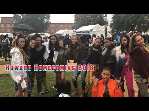 Howard University Homecoming 2018