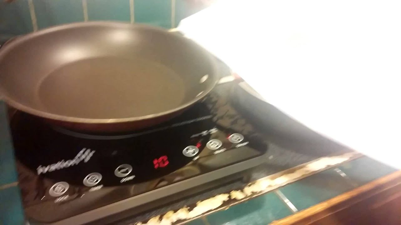 cooktop pitch loud high noises burner bad portable induction duxtop countertop watch watt countertops youtube