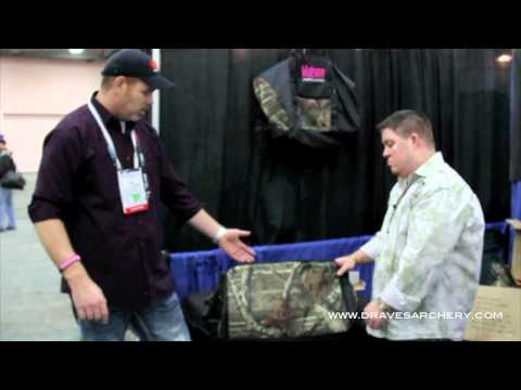 Watson AirLock Camo Carrier Hunting Tote Bag NEW For 2012
