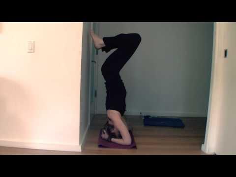 Headstand Tutorial   3 Levels From Beginner To Intermediate   Anita Goa