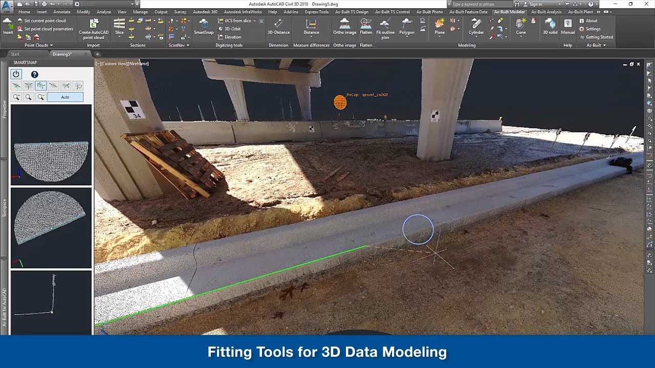 As-Built™ for AutoCAD® Software - FARO® Knowledge Base