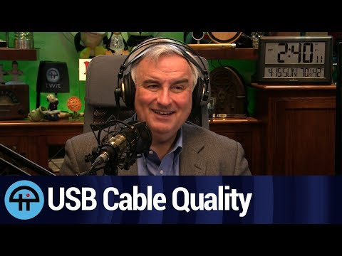 Does USB Cable Quality Matter?