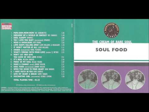 Soul Food Track Listing