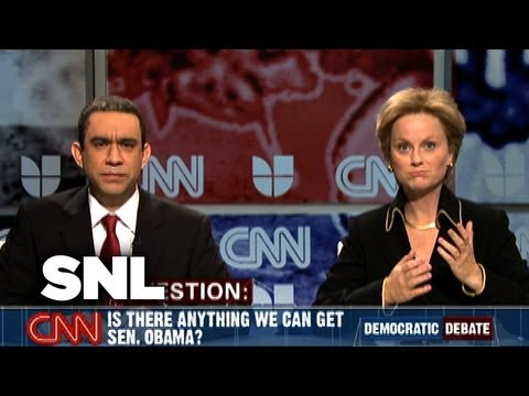 Backstage: Political Opens - Saturday Night Live