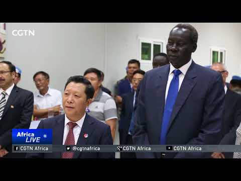 South Sudan's ruling party holds unity talks, opposition factions abesent